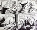 « Virus, il mago della foresta morta » par Walter Molino et Federico Pedrocchi.