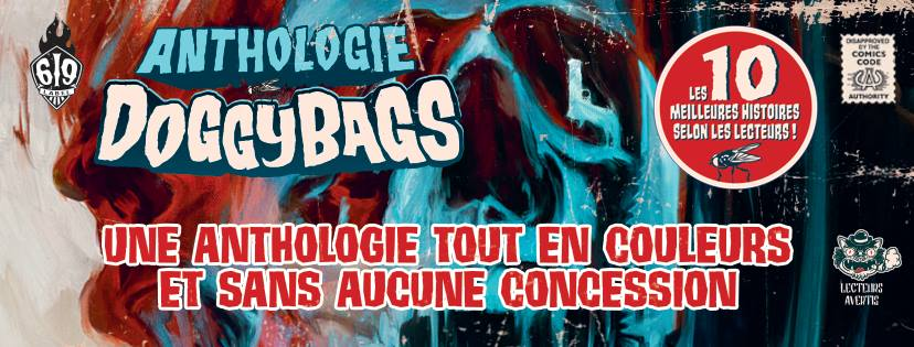 Doggy bags anthologie bandeau