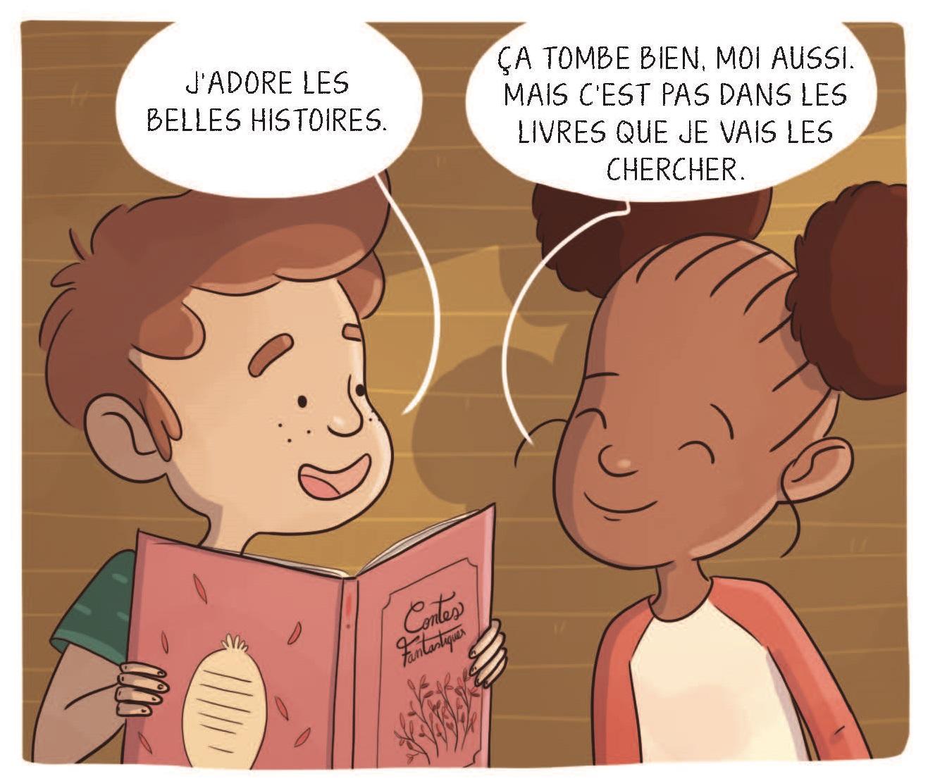 Blaise et Liloye