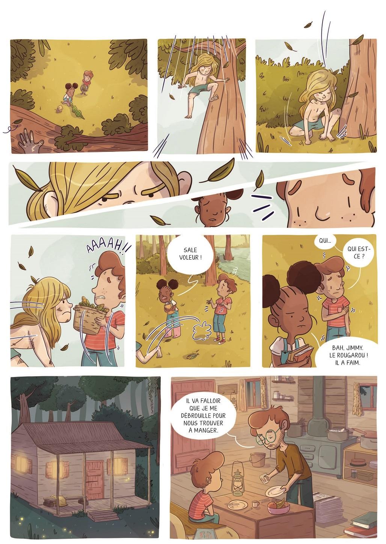 Les Enfants du bayou T1 page 18
