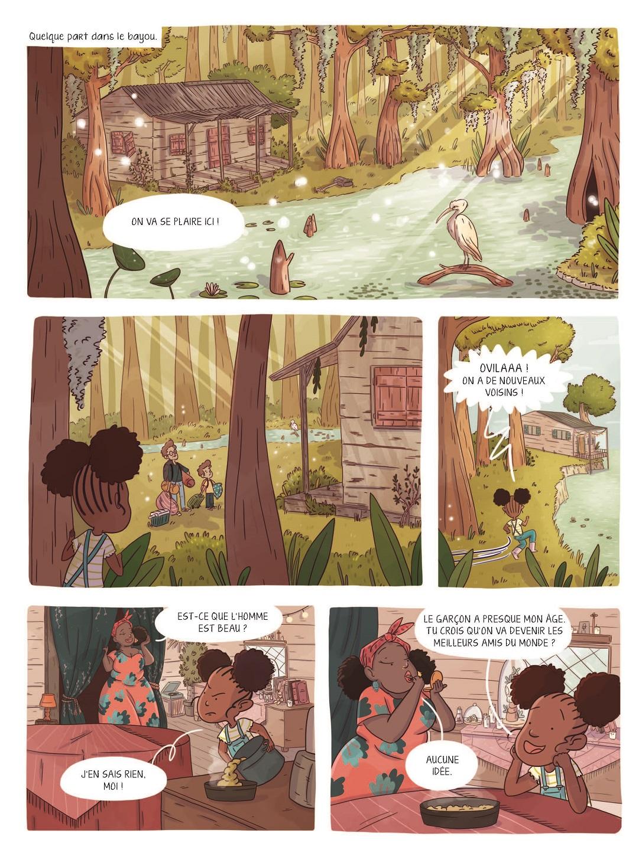 Les Enfants du bayou T1 page 3
