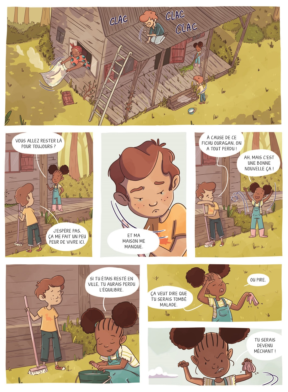 Les Enfants du bayou T1 page 6