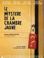 """Une police d'écriture """"hergéenne/jacobsienne"""" pour l'affiche de 2003 (B. Podalydès)"""