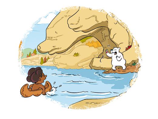 Jan des cavernes page 1