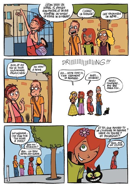 Les enquêtes de violette T 2 page 5