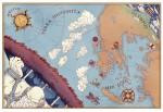 Télémaque T1 carte de la Grèce