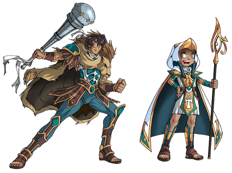 heracles-horus