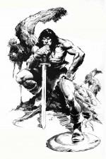 Le héros vu par John Buscema