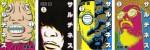 Heureusement, les éditions Akata ont pu créer des couvertures différentes de celles utilisées au Japon pour ce titre.