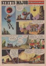 Un épisode de « Tony Sextan chevalier de l'espace ».
