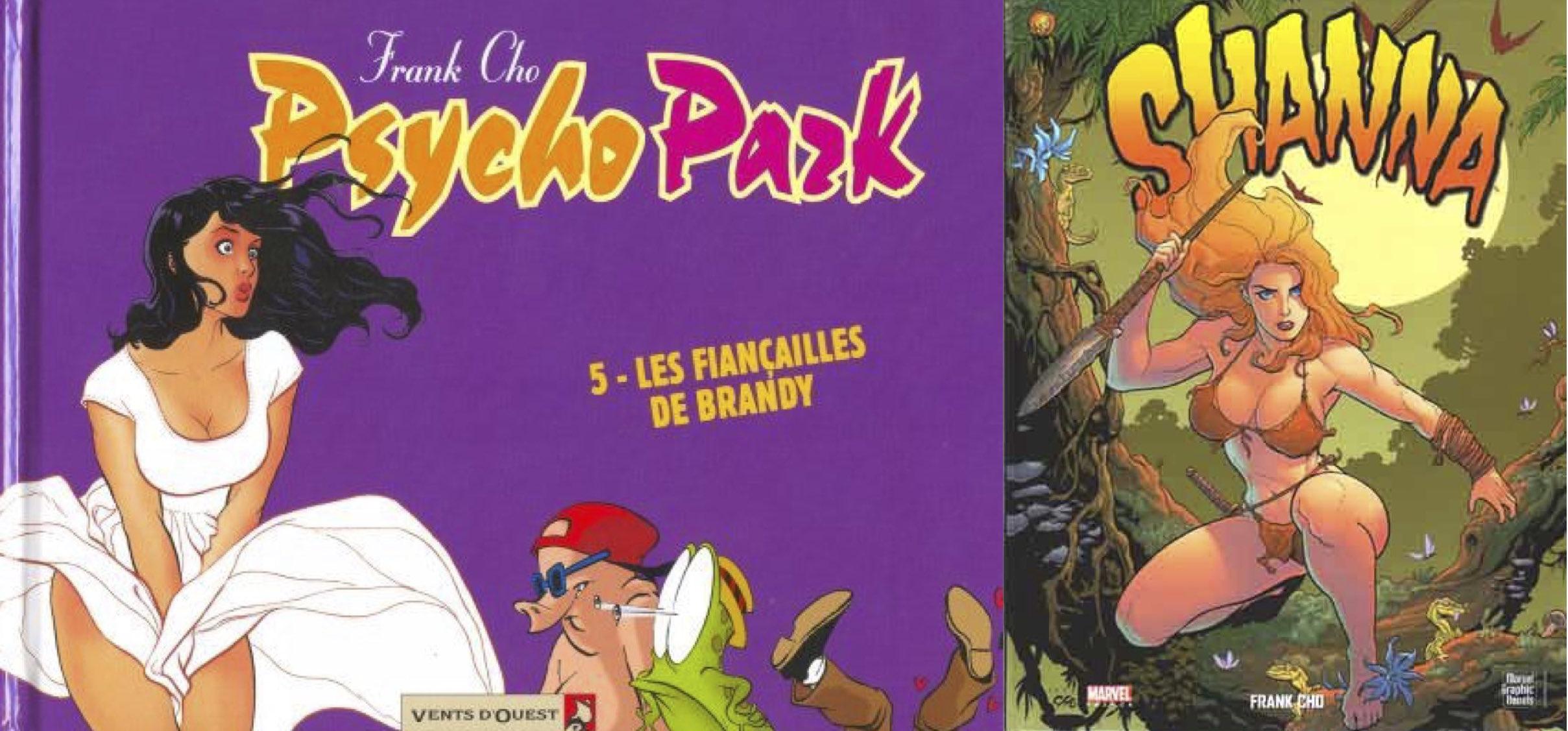 © Vent D'ouest - Panini comics - Frank Cho