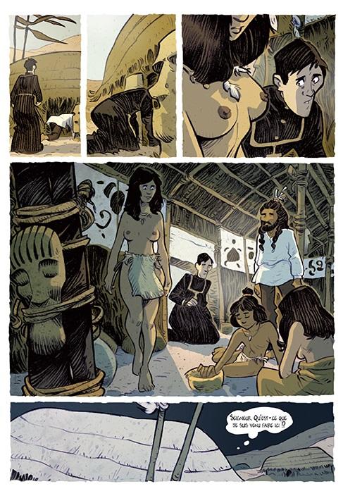 Esclaves de l'île de Pâques page 21