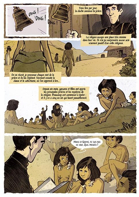 Esclaves de l'ile de Pâques page 26