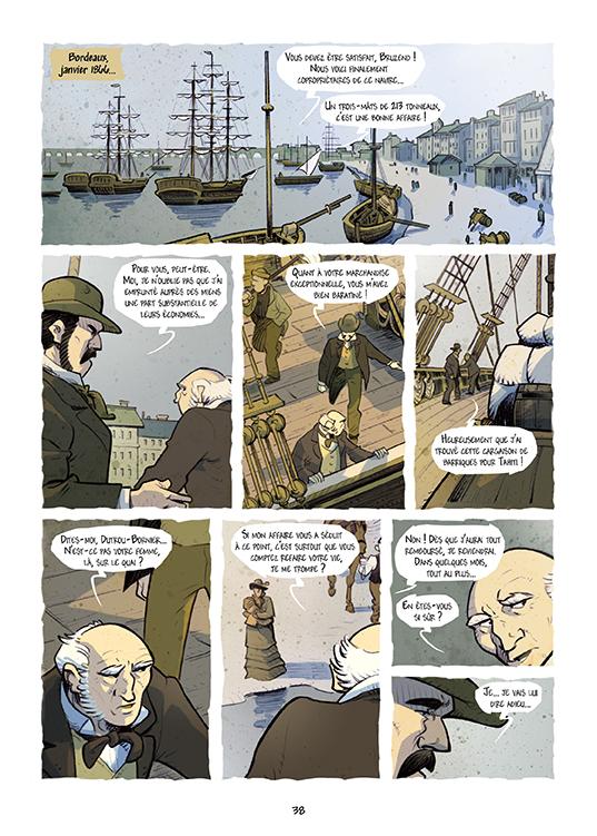 Esclaves de l'ile de Pâques page 38