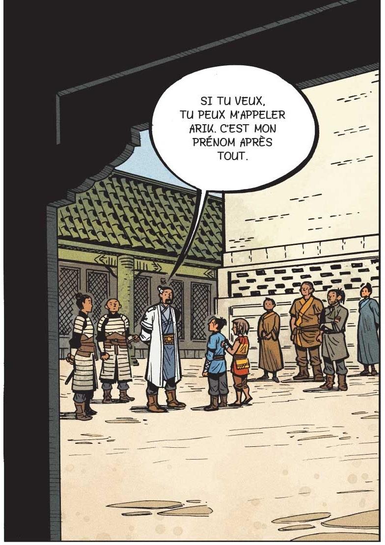 La citadelle Dao