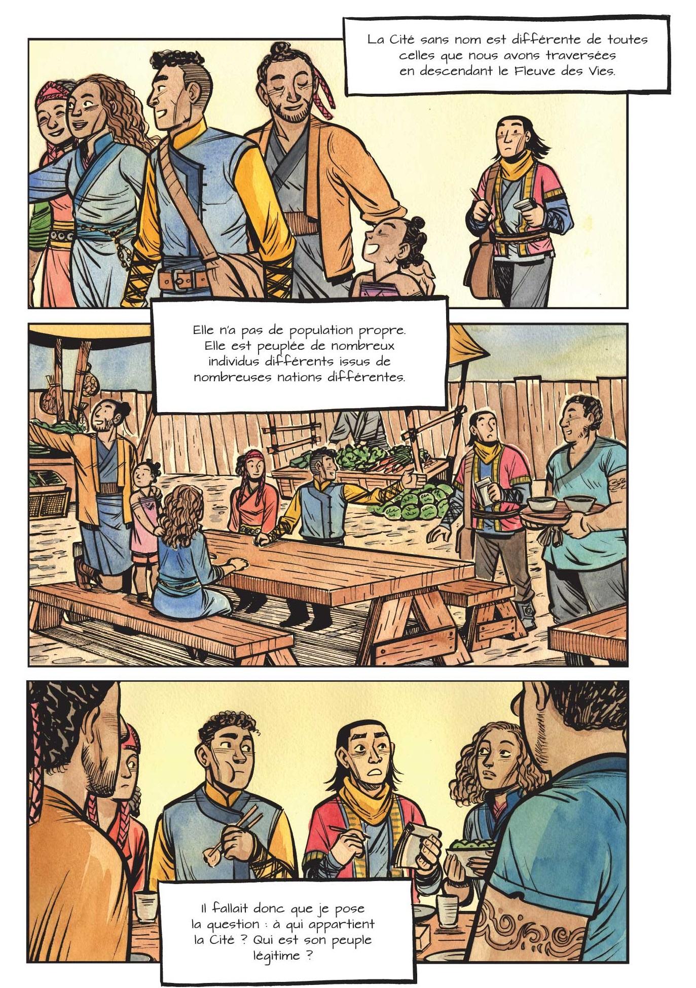 La Cité sans nom T2 page 4