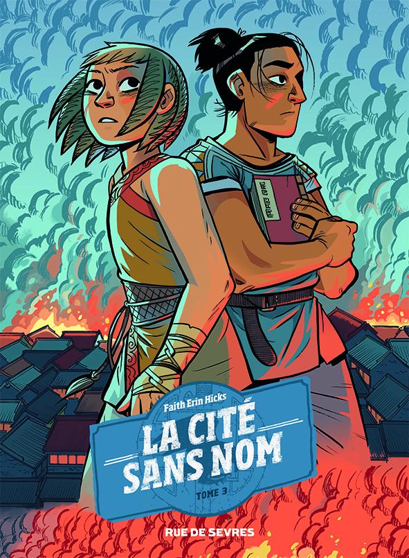 La Cité sans nom T 3, sortie en 2019