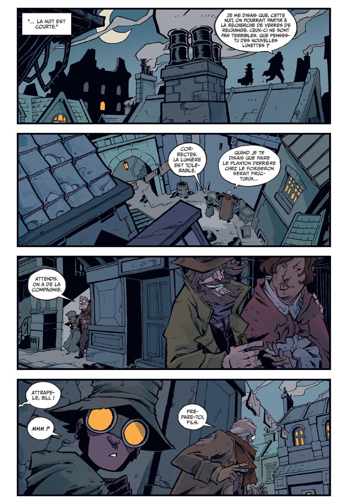 Les incroyables aventures de l'enfant plume T1  page 17
