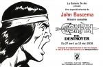 Hasard ou coïncidence : le Conan de John Buscema  sera également à l'honneur  dans une exposition/vente organisée par La Galerie 9e Art !
