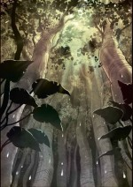 Brindille dans la forêt