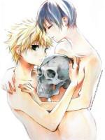 Illustration complète de la couverture du troisième volume de « Jusqu'à ce que nos os pourrissent » par Yae Utsumi