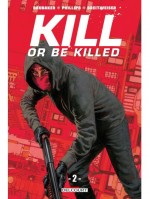 Kill or be killed 2 couv