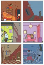 La maison la nuit page 22