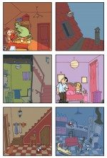 La maison la nuit page 24