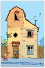 La maison la nuit page 5