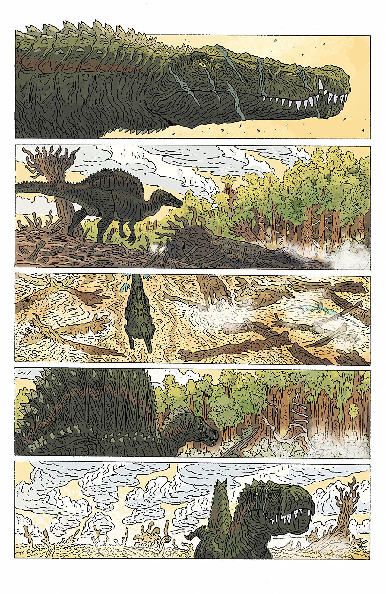 Temps des dinosaures 2