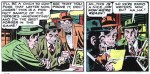 Black Terror de Jerry Robinson dans Exciting Comics n°66 (Nedor), encré par Ditko ?
