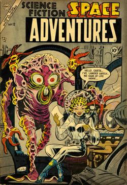 7 Space Adventures 12'