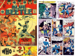 Ditko Blue Bettle
