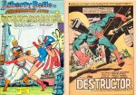Ditko Liberty Belle-Destructor