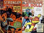 Ditko Strange -Iron Man