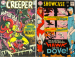Ditko creeper-Hank Dove
