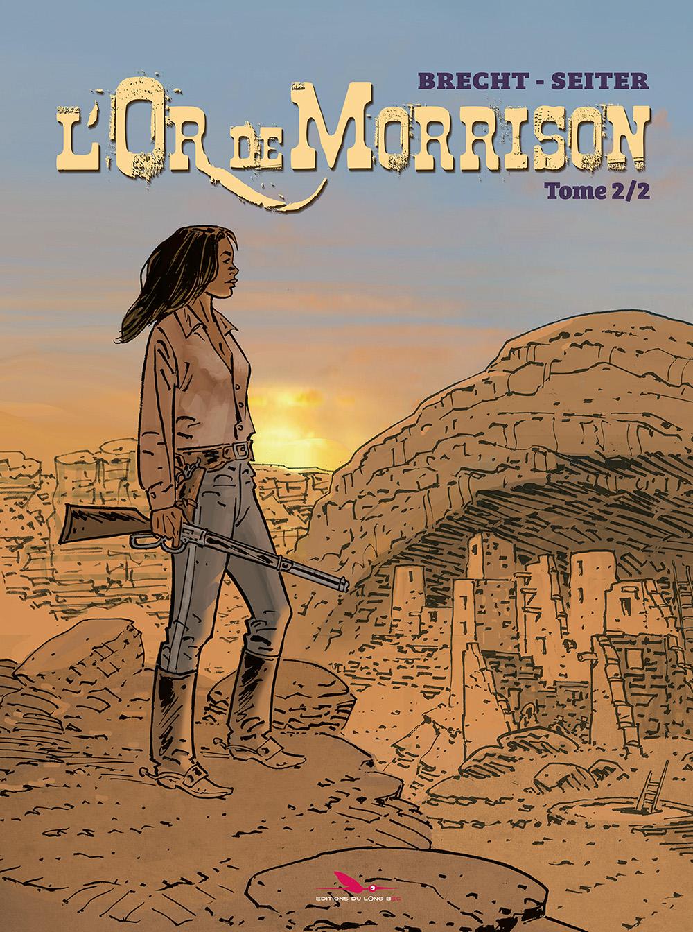 L'Or de Morrison T2 couverture