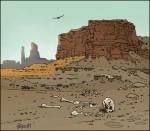 L'Or de Morrison T2 le désert