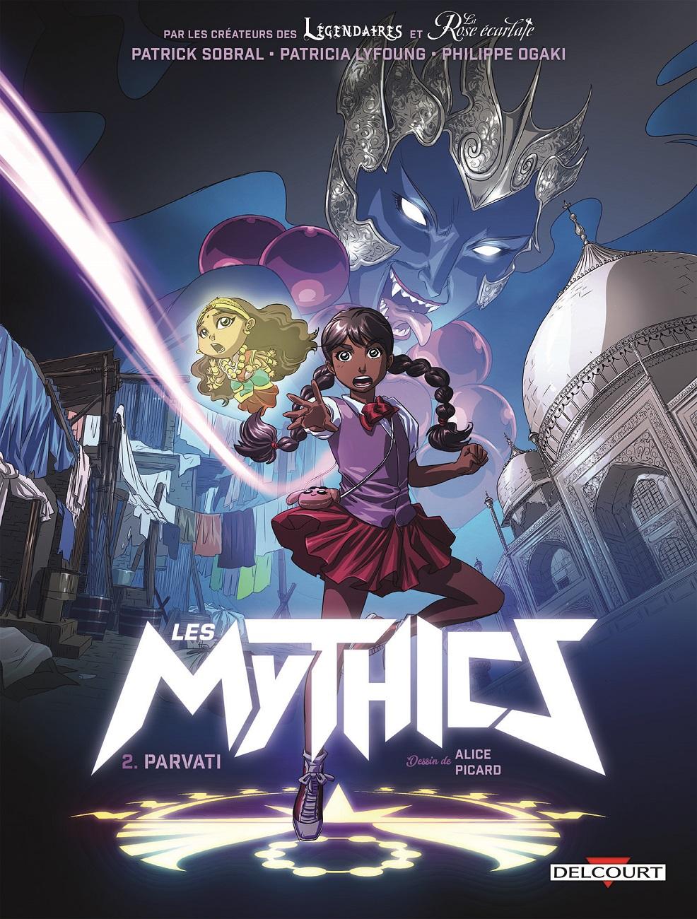 Les Mythics T2