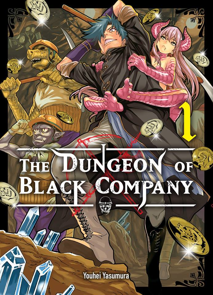 dungeon of black company