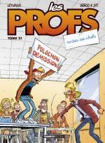 COUV PROFS (LES) T21-RVB