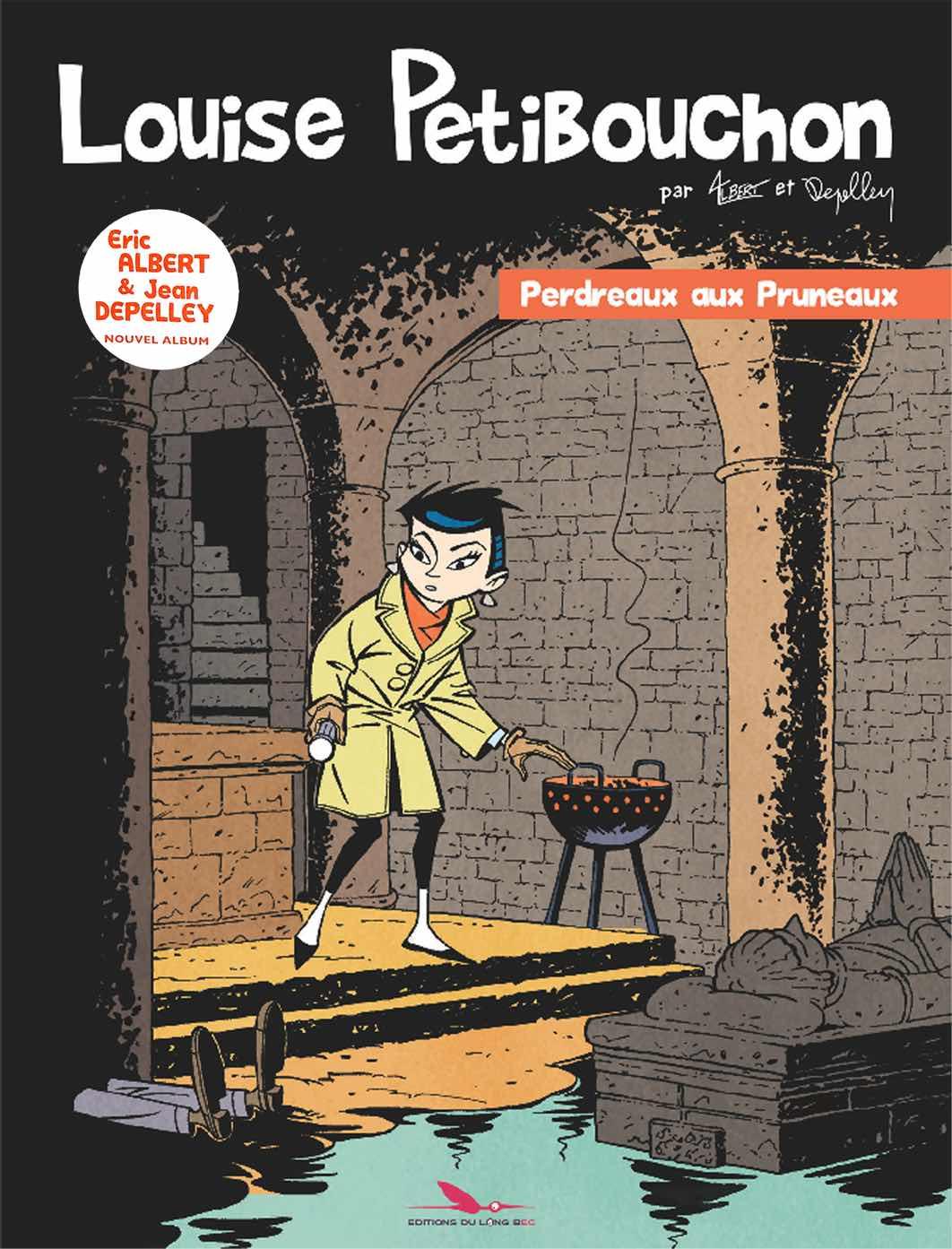 Couverture Louise Petibouchon