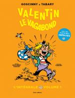 ©IMAV éditions: Goscinny - Tabary :Valentin-integrale-1-web