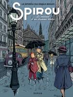 Couverture de l'édition spéciale en Bruxellois (Dupuis, 2012)