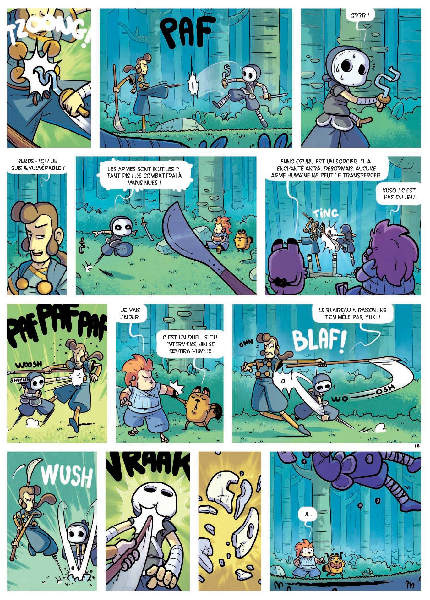 Bushido T2 page 20