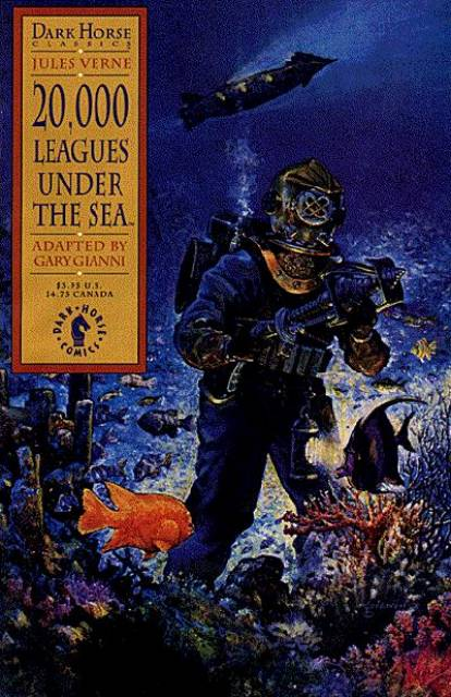 DHC- 20000 Leagues Under the Sea