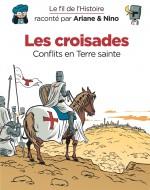 Fil de l histoire Les Croisades  couverture