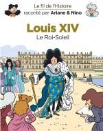 Fil de l histoire Louis XIV couverture