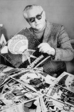 Joe Shuster en 1975