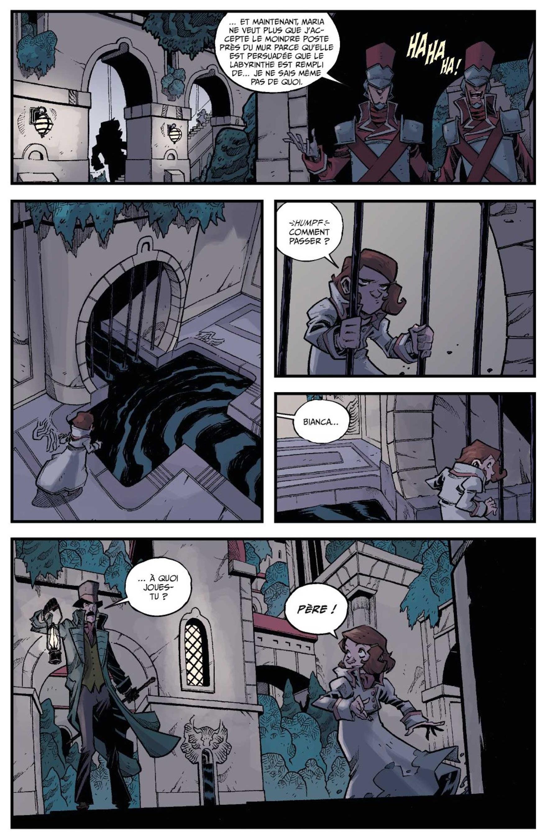 Les Incroyables Aventures de l'enfant plume T3 page 16